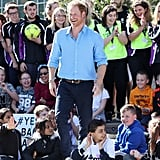 Prince Harry Visits Scotland September 2016 | Pictures