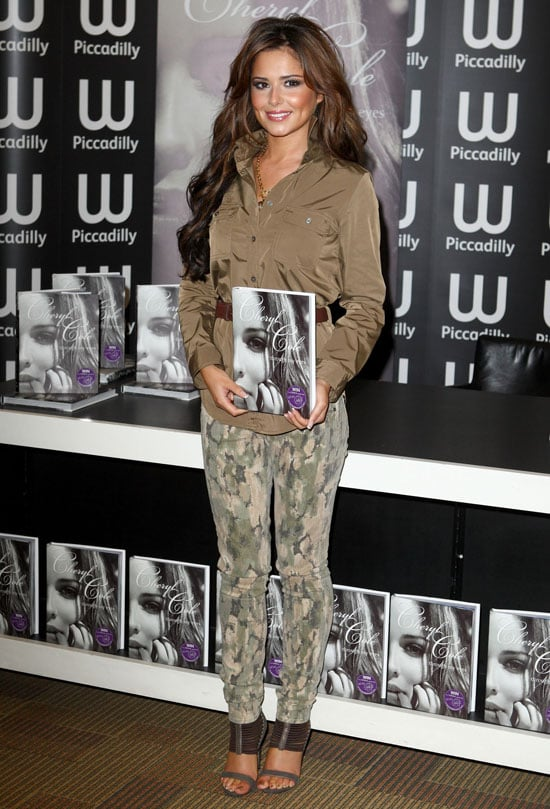 Cheryl Cole Launching Through My Eyes