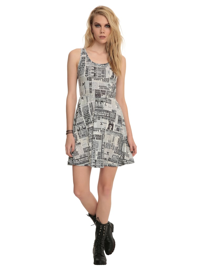 Harry Potter Newspaper Dress ($35)