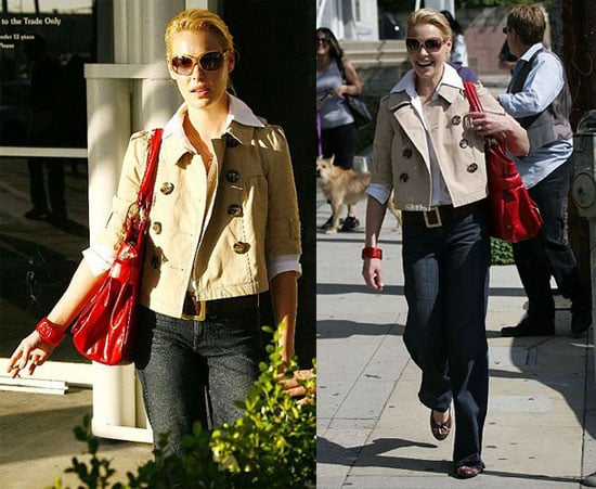 Katherine Heigl Knows How to Handle With Care