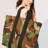 Inject a print into your daily routine with this Beyond Retro Charlie Oversized Tote Bag ($55).