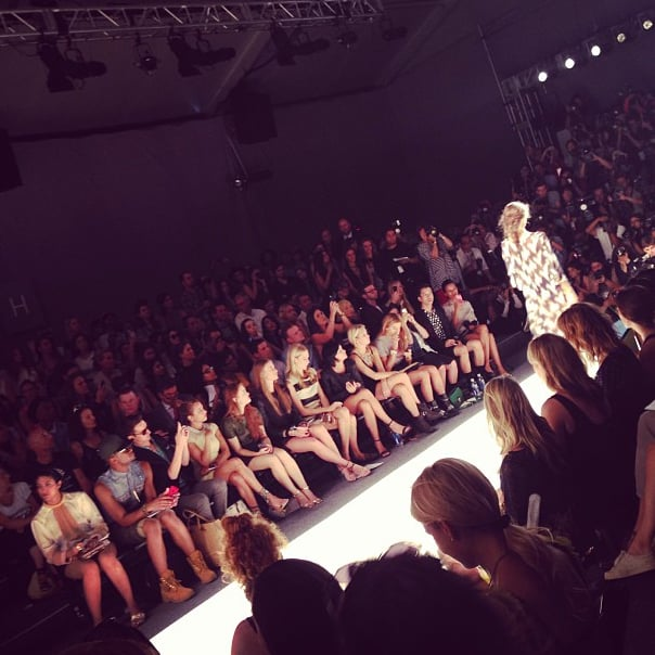 New York Fashion Week Editor Instagram Pictures