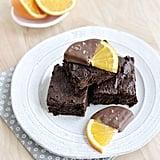 Chocolate-Orange Brownies