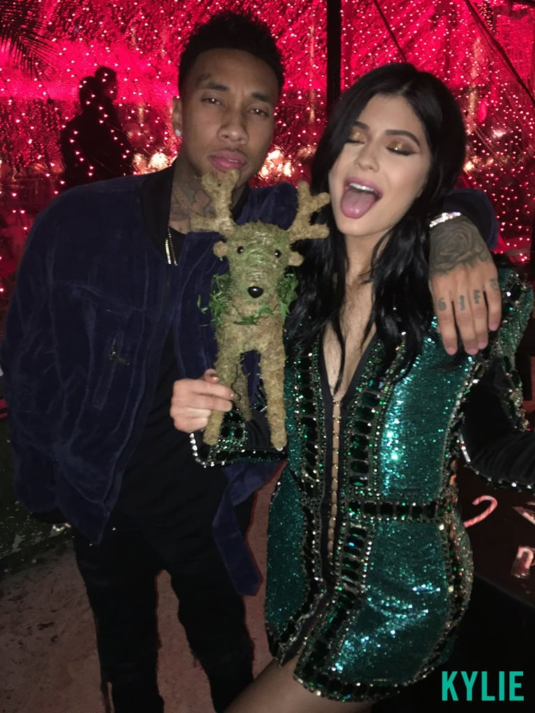 Kardashian Christmas Party 2015 | Pictures | POPSUGAR Celebrity Photo 40