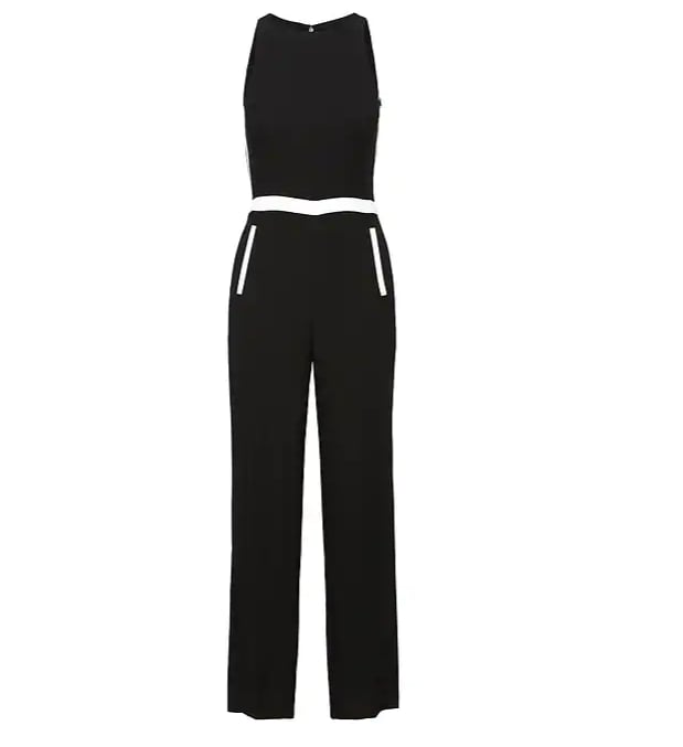 Side-Stripe Jumpsuit