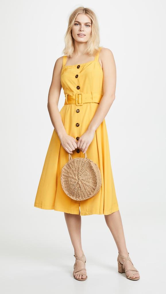 b9c5b89d4 J.O.A. Marigold Dress   Best Cheap Clothes From Shopbop   POPSUGAR ...