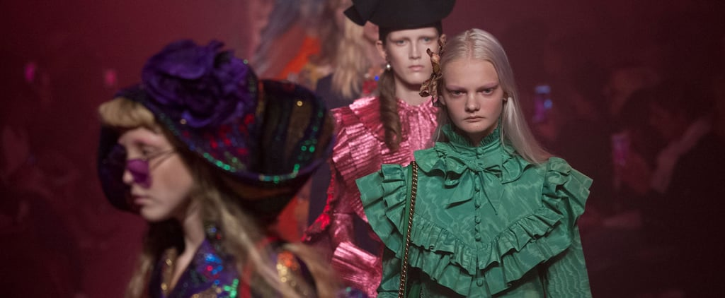 Gucci Collection Spring 2017