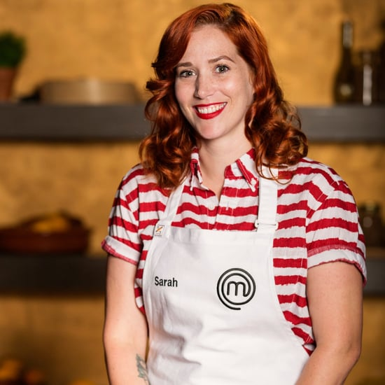 Sarah Clare MasterChef 2018 Elimination Interview