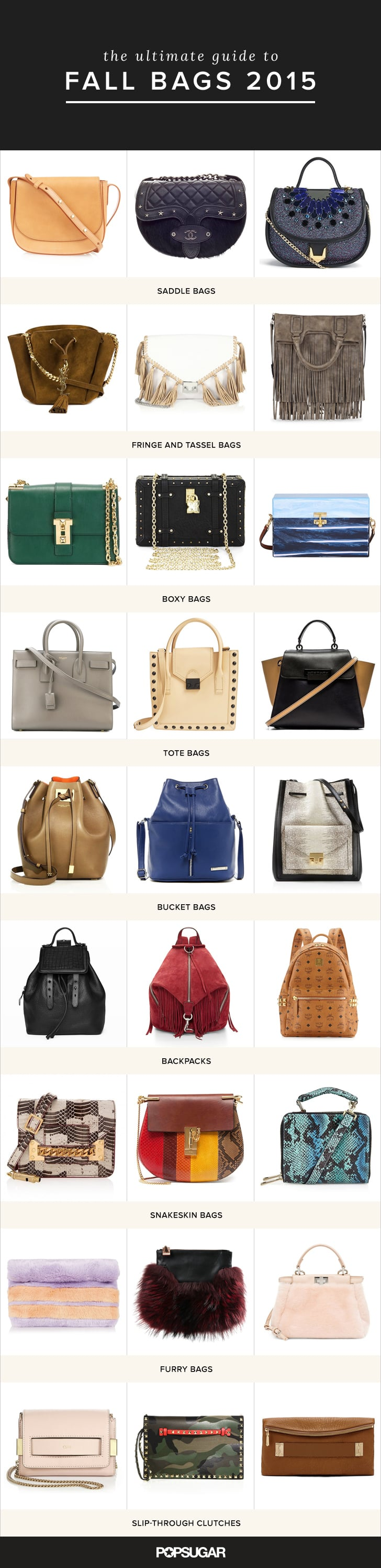 The Ultimate Guide to Fall Handbags