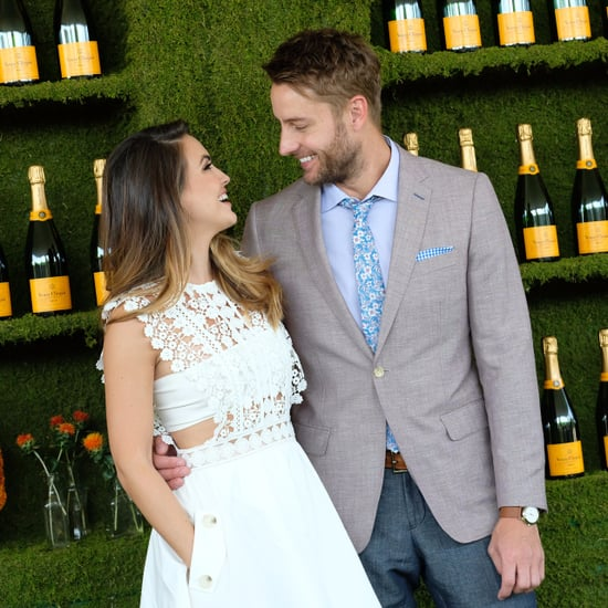 Justin Hartley and Chrishell Stause Cutest Pictures