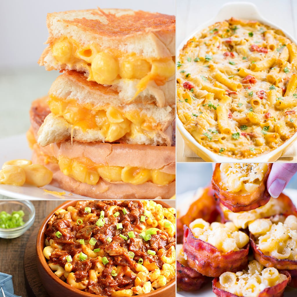 Macaroni and Cheese Recipes For Kids