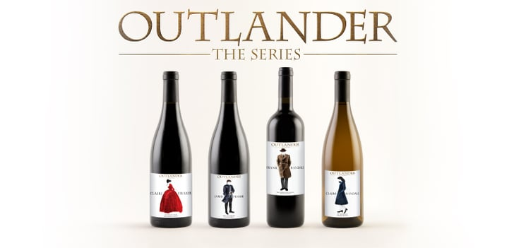 Limited Edition Outlander Wine Starting At 20 Gifts
