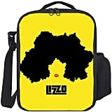 Black and Yellow Insulated Lunch Box