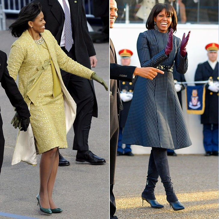 Michelle Obama's Inauguration Day Style