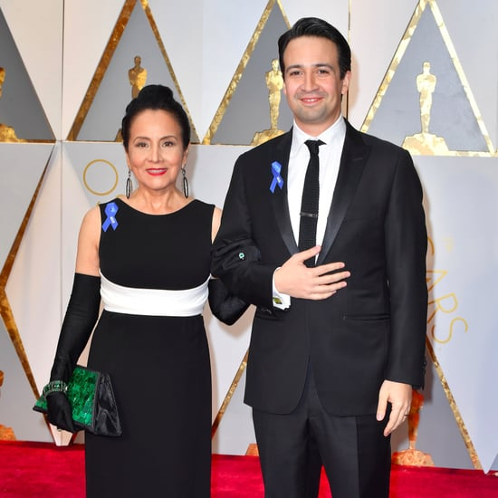 Who Is Lin-Manuel Miranda's Date to the 2017 Oscars?
