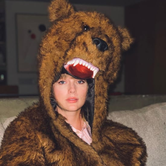 Taylor Swift Says Goodbye to 2020 in Bear Costume | Photo