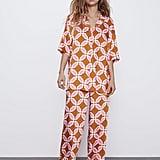 Zara Printed Pajamas