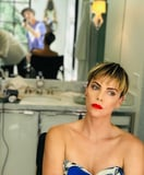From Bowl Cut to Brunette, Adir Abergel Reflects on Charlize Theron s Epic Year of Dramatic Hairstyles