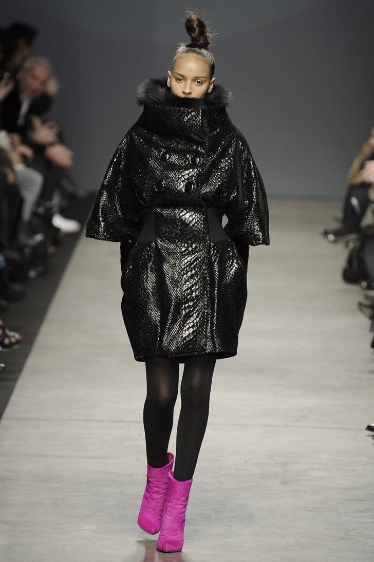 Milan Fashion Week: Iceberg Fall 2009