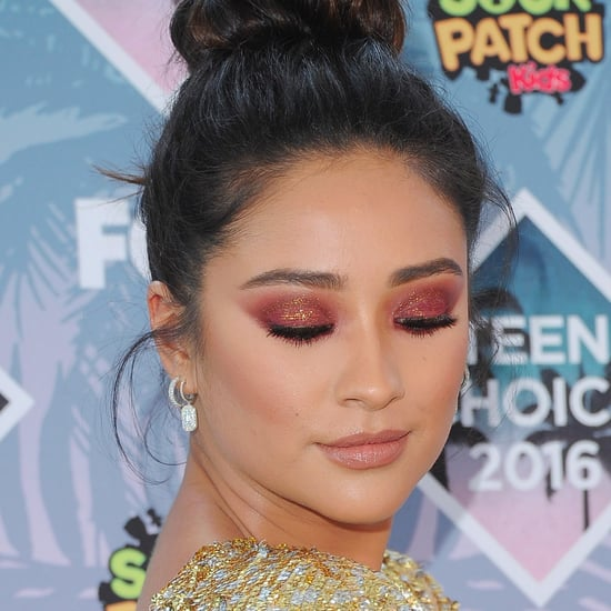 Bold Party Eye Makeup Ideas From Celebrities