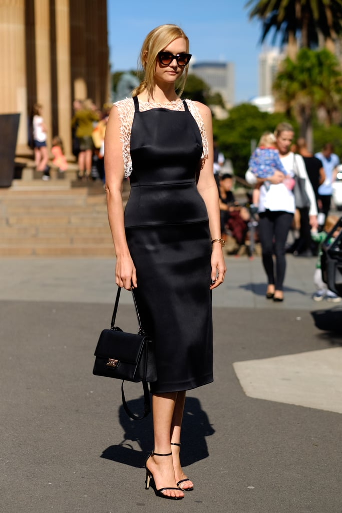 Street Style Pictures At 2015 Mbfwa Australian Fashion