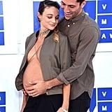 Nev Schulman at the 2016 MTV Video Music Awards