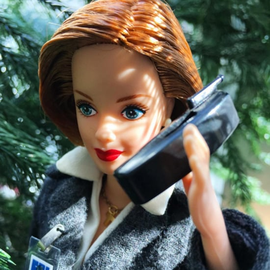 Dana Scully Barbie Instagram