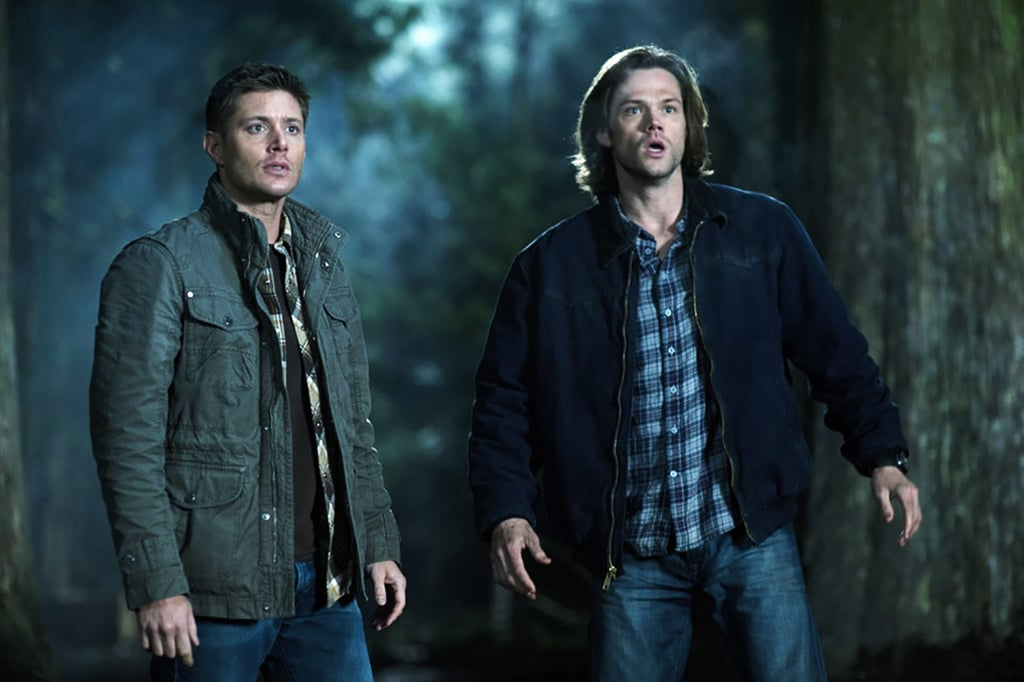 Image result for Sam and Dean Winchester