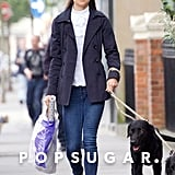 "Pippa Middleton's Pretty White Blouse Says, ""I'm the Bride"""