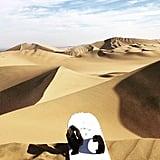 Try Sandboarding in Peru