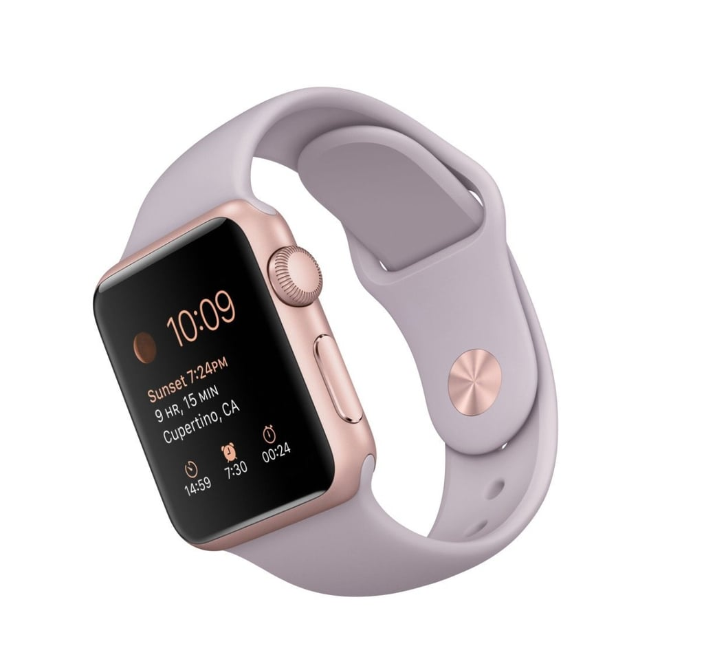 Apple Watch Sport 38 mm in Rose Gold