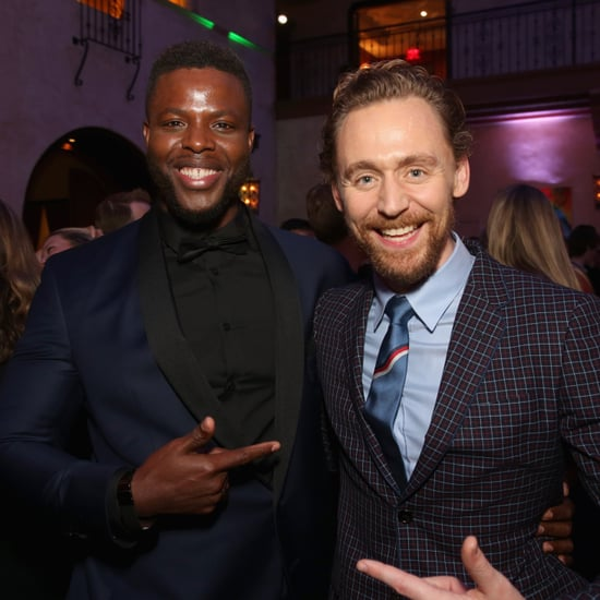 Tom Hiddleston With Other Celebrities | Pictures