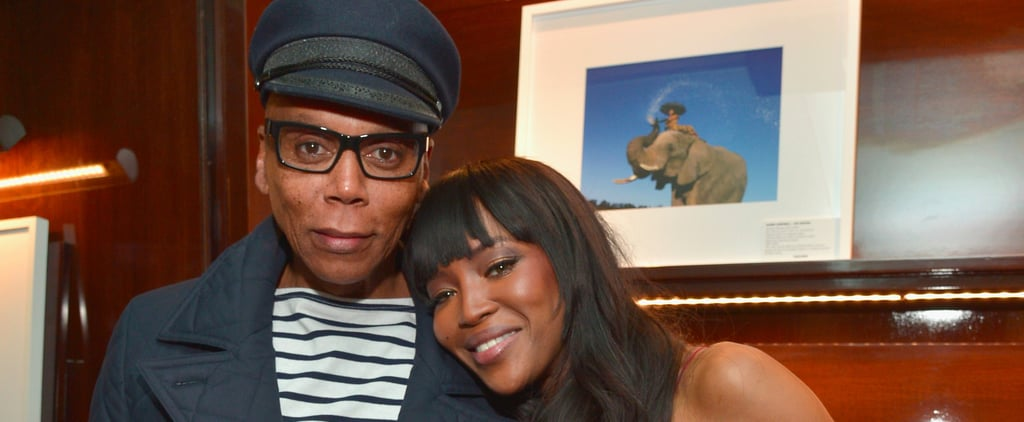 Naomi Campbell Explains the Real Beauty of RuPaul in Heartfelt Time Essay