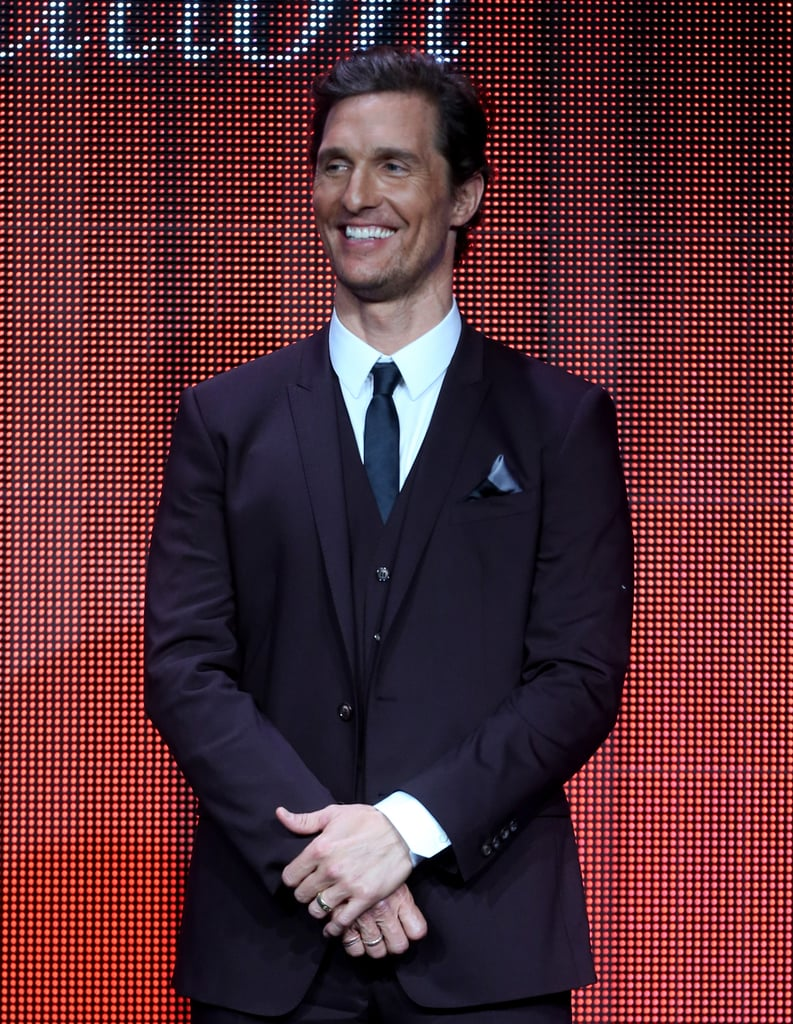 The McConaissance Continues at the Star-Studded TCA Awards