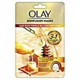 Olay Skinfusion Sake Yeast Sheet Mask