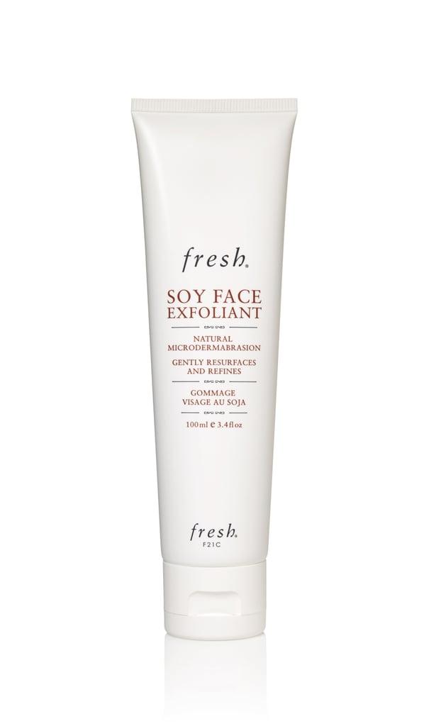 Best Face Scrub: Fresh Soy Face Exfoliant