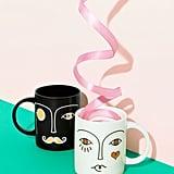 Jonathan Adler x H&M Two-pack Porcelain Mugs
