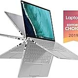 Asus Chromebook Flip 2 In 1 Laptop
