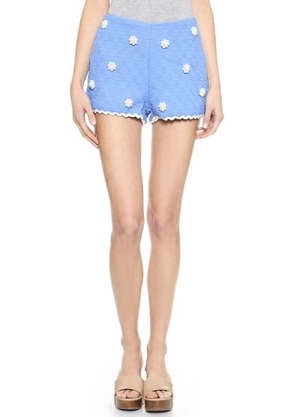 Endless Rose Pearl Shorts