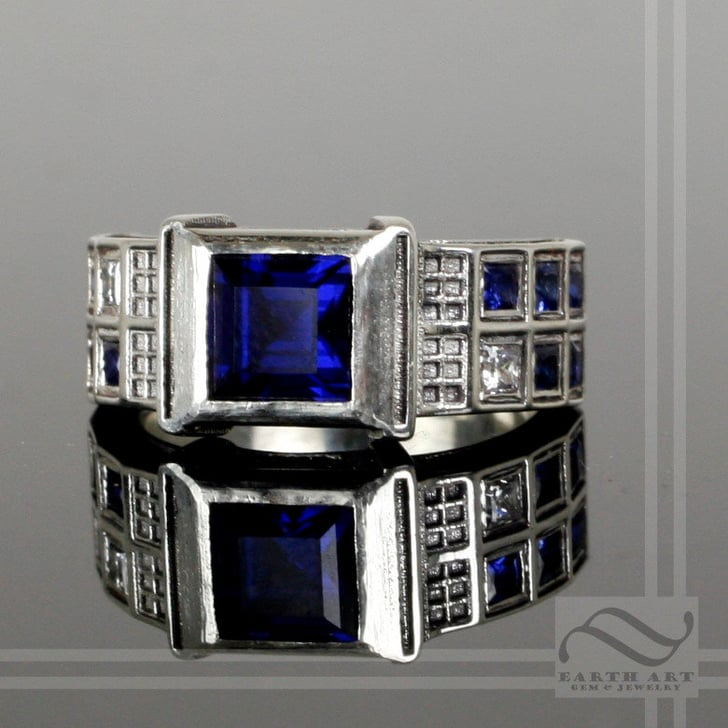 Doctor Who Geek Engagement Rings Popsugar Tech Photo 15