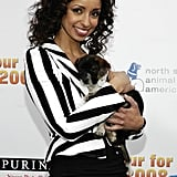 Mya and Journey at North Shore Animal League America