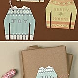 Ugly Sweater Gift Tags