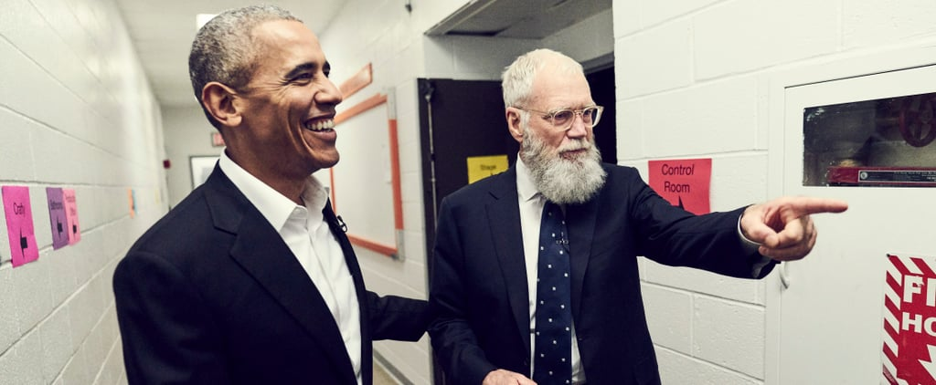 David Letterman Quotes About Malia Obama 2018