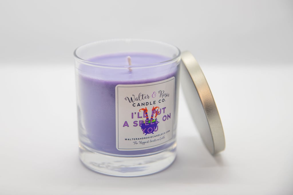 I'll Put a Spell on You Disney Halloween Candle