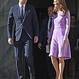Presenting The Duke and Duchess