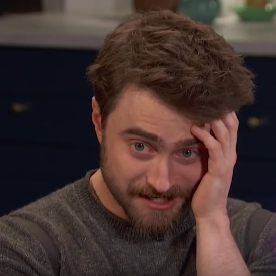 Daniel Radcliffe Discussing Age With Busy Phillipps Video