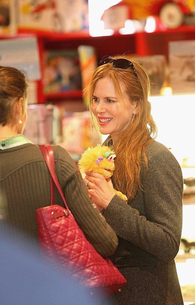 Photos of Nicole Kidman in Sydney