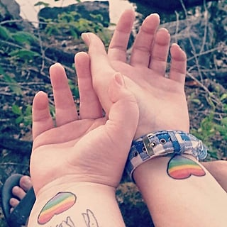 Gay Pride Tattoos