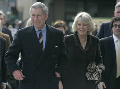 Sugar Bits - Prince Charles and Camilla Get Stateside