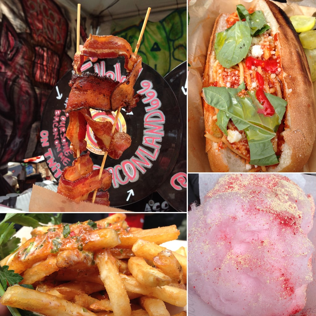 The Best Food at Outside Lands 2014